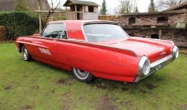 1963 Ford Thunderbird (Bullit Bird) (21)
