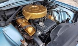 1964 Ford Thunderbird Hardtop - 390ci (1)