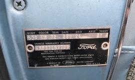 1964 Ford Thunderbird Hardtop - 390ci (3)