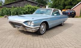 1964 Ford Thunderbird Hardtop - 390ci (7)