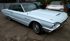 1964 Ford Thunderbird Landau Bird Nest (1)