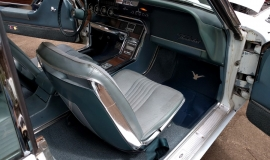 1964 Ford Thunderbird Landau Bird Nest (11)