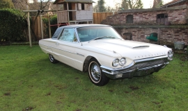 1964 Ford Thunderbird - white (12)
