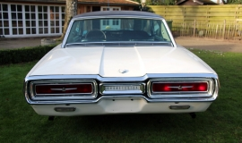 1964 Ford Thunderbird - white (14)