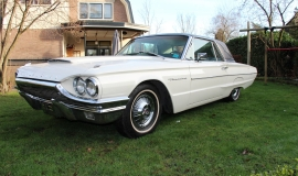 1964 Ford Thunderbird - white (16)