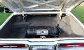1964 Ford Thunderbird - white (2)