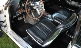 1964 Ford Thunderbird - white (4)