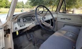 1965 Ford F100 390ci V8 (10)