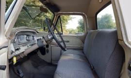 1965 Ford F100 390ci V8 (11)