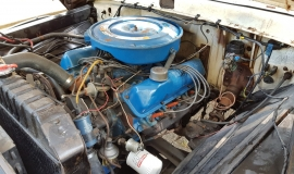 1965 Ford F100 390ci V8 (16)