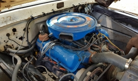 1965 Ford F100 390ci V8 (17)