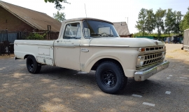 1965 Ford F100 390ci V8 (8)