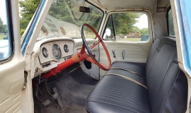 1965 Ford F100 390ci (10) (Groot)