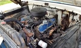 1965 Ford F100 390ci (15)