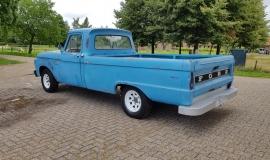 1965 Ford F100 390ci (3)