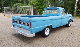 1965 Ford F100 390ci (6)
