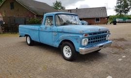 1965 Ford F100 390ci (8)