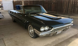 1965 Ford Thunderbird Convertible (11)