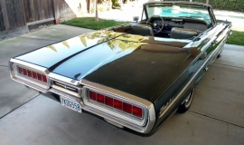 1965 Ford Thunderbird Convertible (4)