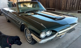 1965 Ford Thunderbird Convertible (9)