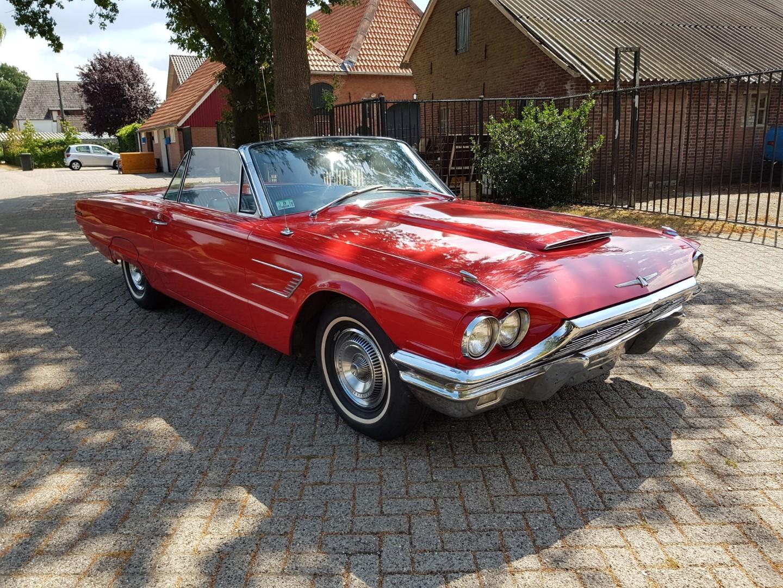 1965 Ford Thunderbird Convertible 390ci (8)
