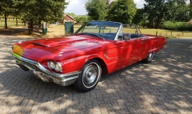 1965 Ford Thunderbird Convertible 390ci (1)