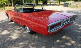 1965 Ford Thunderbird Convertible 390ci (3)