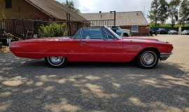 1965 Ford Thunderbird Convertible 390ci (7)