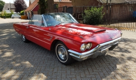 1965 Ford Thunderbird Convertible 390ci (8)