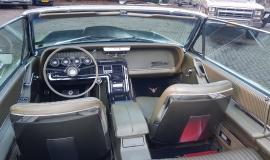 1965 Ford Thunderbird Convertible 390ci - green (9)