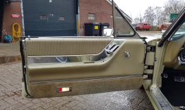 1965 Ford Thunderbird Convertible 390ci - Ivy Gold (12)