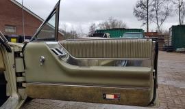 1965 Ford Thunderbird Convertible 390ci - Ivy Gold (14)