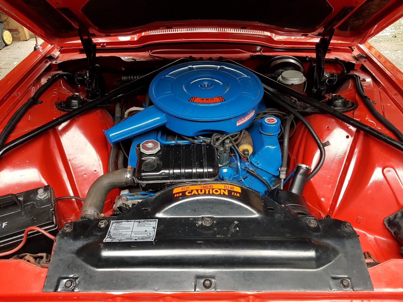 1965 Ford Thunderbird Convertible - 390CI (11)