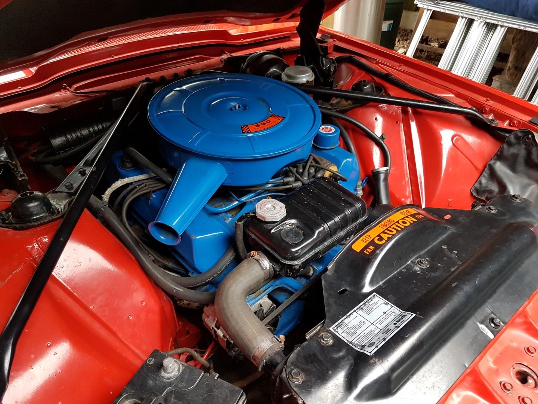 1965 Ford Thunderbird Convertible - 390CI (13)