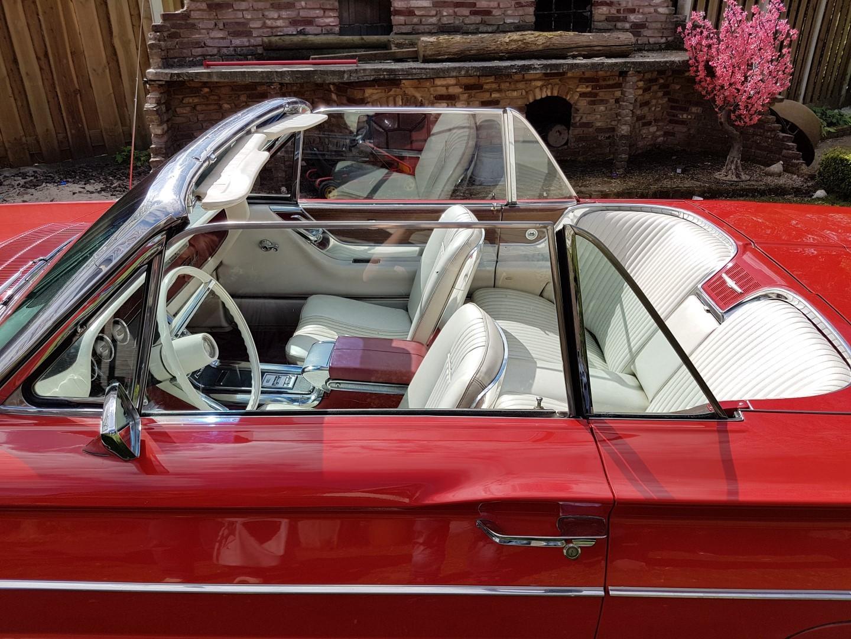 1965 Ford Thunderbird Convertible - 390CI (34)