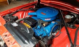 1965 Ford Thunderbird Convertible - 390CI (12)