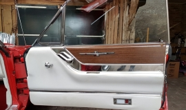 1965 Ford Thunderbird Convertible - 390CI (16)