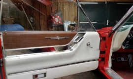 1965 Ford Thunderbird Convertible - 390CI (17)