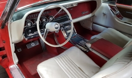 1965 Ford Thunderbird Convertible - 390CI (19)