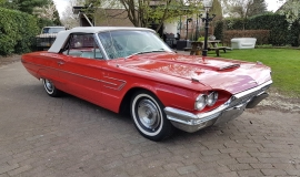 1965 Ford Thunderbird Convertible - 390CI (22)