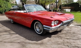 1965 Ford Thunderbird Convertible - 390CI (28)