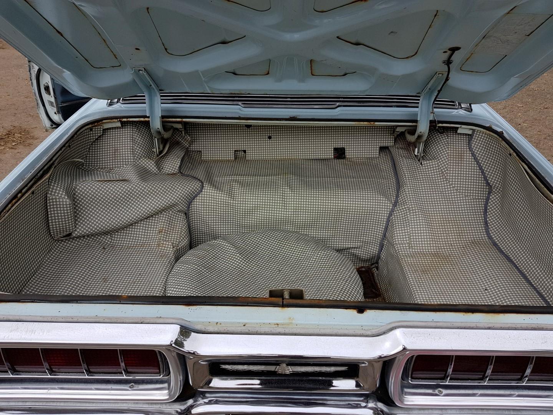 1965 Ford Thunderbird Hardtop 390ci (2)