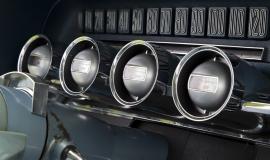1965 Ford Thunderbird Hardtop 390 - Karlijn (23)