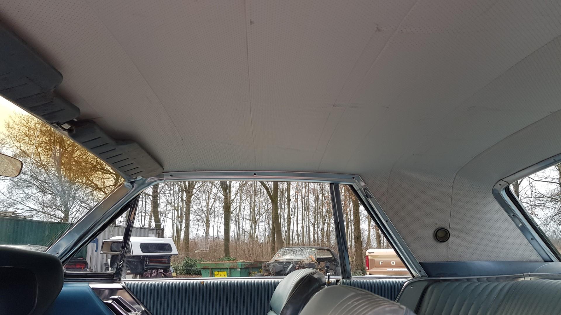 1965 Ford Thunderbird Hardtop 390ci FE (10)