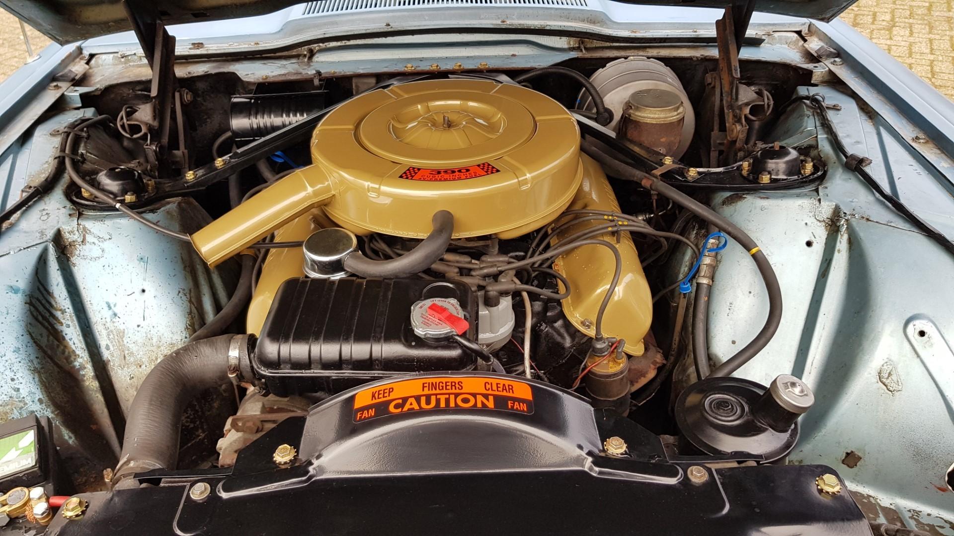 1965 Ford Thunderbird Hardtop 390ci FE (16)