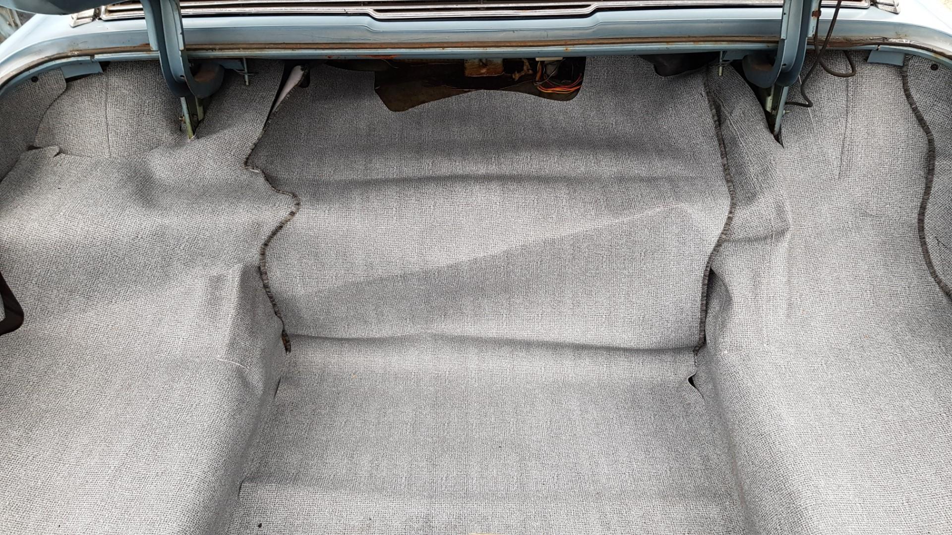 1965 Ford Thunderbird Hardtop 390ci FE (19)