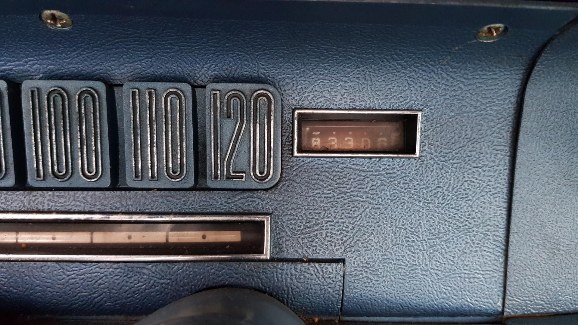 1965 Ford Thunderbird Hardtop 390ci FE (22)