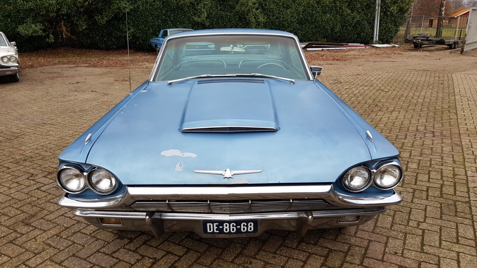 1965 Ford Thunderbird Hardtop 390ci FE (8)