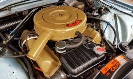 1965 Ford Thunderbird Hardtop 390ci FE (18)