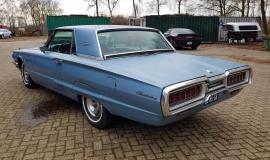 1965 Ford Thunderbird Hardtop 390ci FE (3)